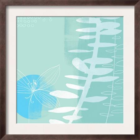 abstract-flower-and-fern