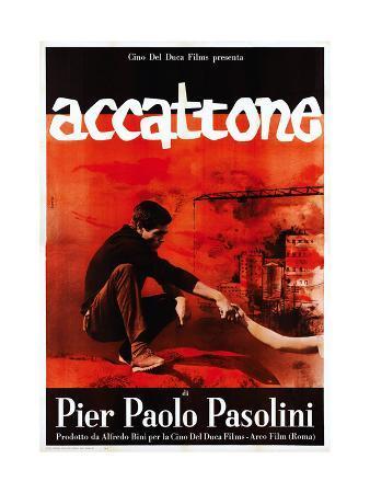 accattone-franco-citti-on-italian-poster-art-1961