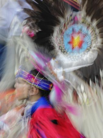 adam-jones-abstract-motion-view-of-colorfully-dressed-native-american-indian-dance-montana