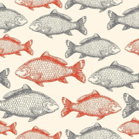 adehoidar-carp-fish-asian-style-seamless-pattern-vector-illustration