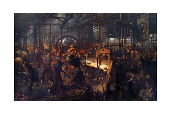 adolph-menzel-eisenwalzwerk-modern-cyclops-the-iron-rolling-mill