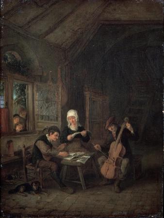 adriaen-van-ostade-rural-musicians-1645