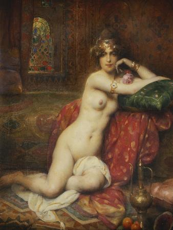 adrien-henri-tanoux-hors-concours-femme-d-orient