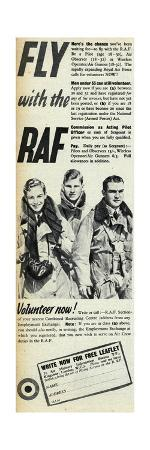 advert-for-the-recruitment-of-men-for-the-raf-1941
