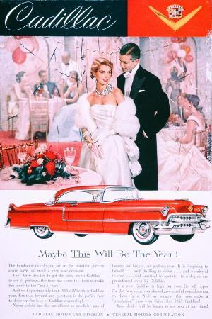 advertisement-for-the-1955-cadillac-car