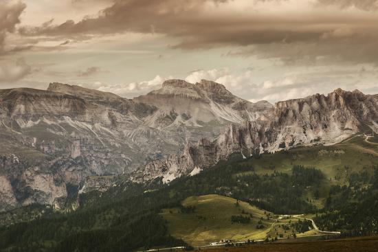 aerial-view-of-dolomite-alps-against-tranquil-clouds-northern-italy