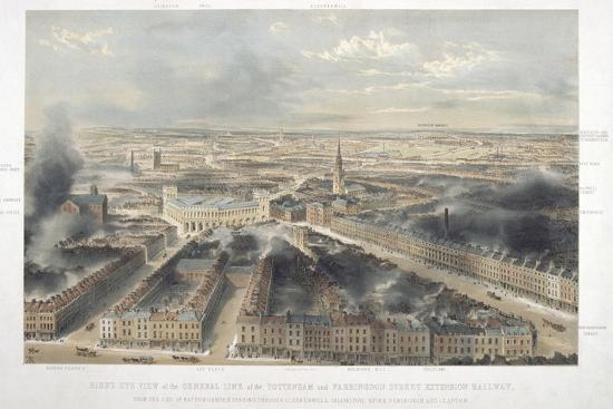 aerial-view-of-london-1846