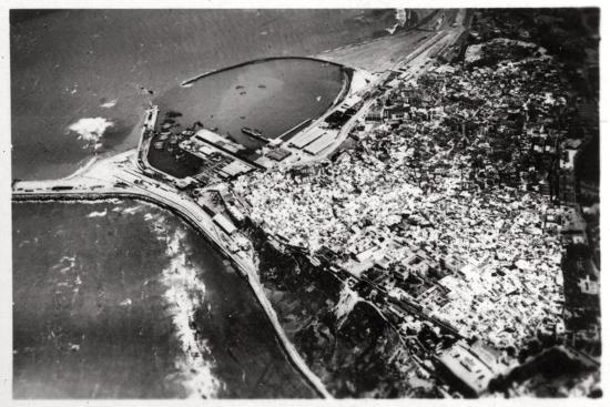aerial-view-of-tangier-morocco-from-a-zeppelin-1930