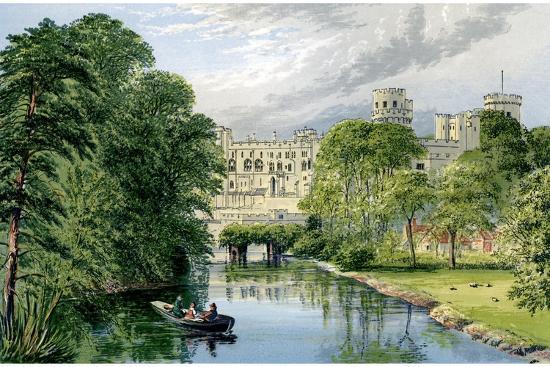 af-lydon-warwick-castle-warwickshire-home-of-the-earl-of-warwick-c1880
