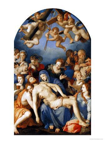 agnolo-bronzino-deposition-from-the-cross-1543-45