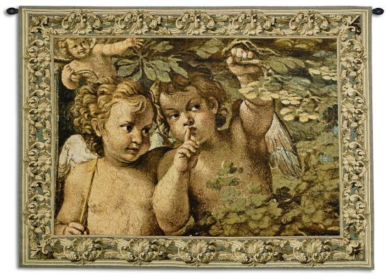 agostino-carracci-whispering-angels