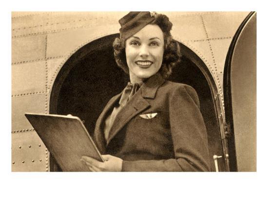 airline-stewardess