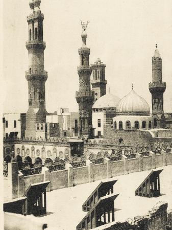 al-azhar-university-and-mosque-cairo-egypt
