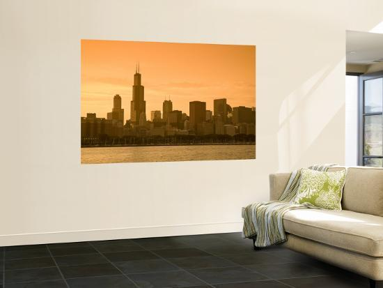 alan-copson-lake-michigan-and-skyline-including-sears-tower-chicago-illinois