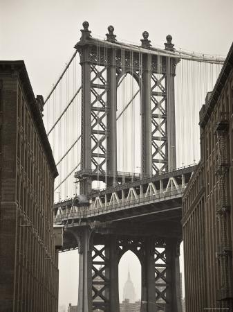 alan-copson-manhattan-bridge-and-empire-state-building-new-york-city-usa