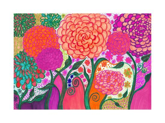 alaya-gadeh-sunday-flowers-ag-drawing