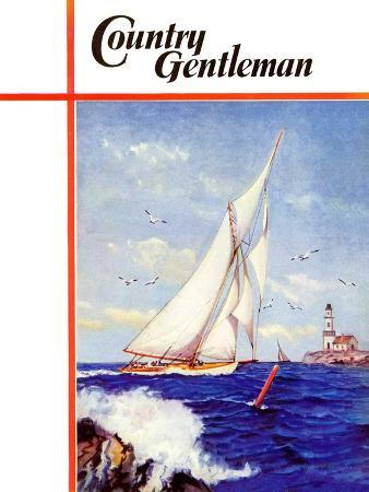 albert-b-marks-sailing-by-the-lighthouse-country-gentleman-cover-august-1-1938