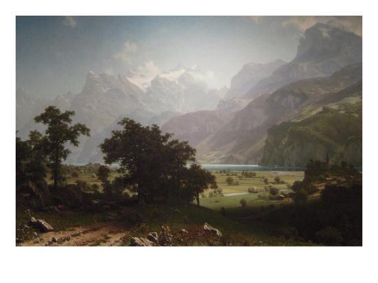 albert-bierstadt-lake-lucerne