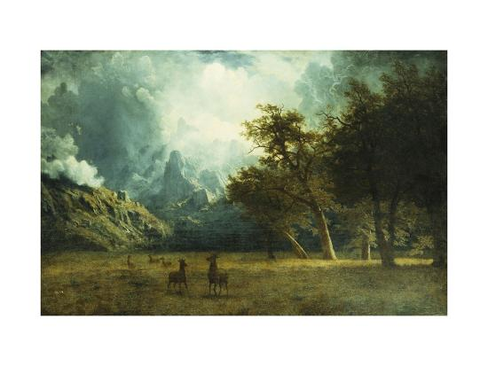 albert-bierstadt-storm-on-laramie-peak