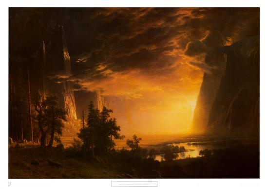 albert-bierstadt-sunset-in-the-yosemite-valley-1868