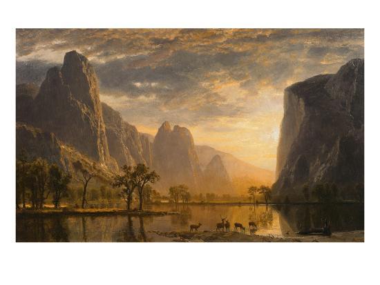 albert-bierstadt-valley-of-the-yosemite