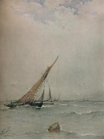 albert-ernest-markes-harwich-north-sea-trawlers-c1900