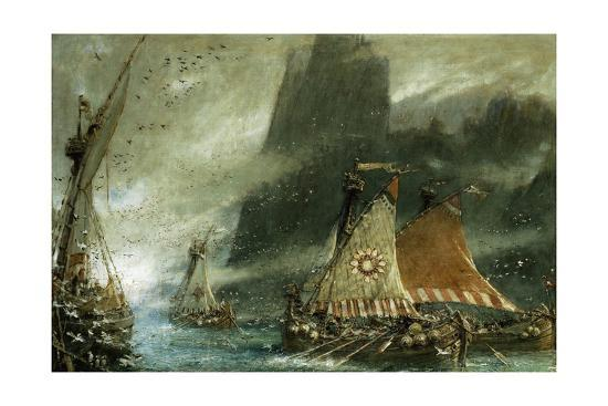 albert-goodwin-the-sea-raiders