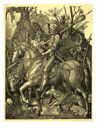 albrecht-duerer-a-knight-the-devil-and-death