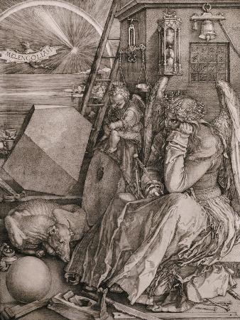 albrecht-duerer-melancholia-1513