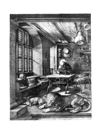 albrecht-duerer-st-jerome-in-his-study-1514