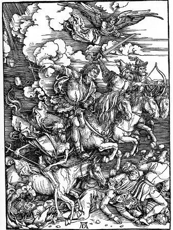 albrecht-durer-the-four-horsemen-of-the-apocalypse-1498