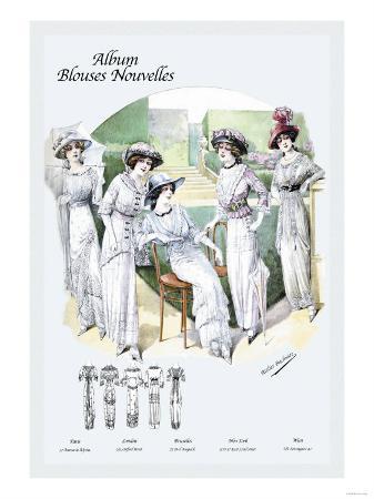 album-blouses-nouvelles-leisure-on-the-lawn