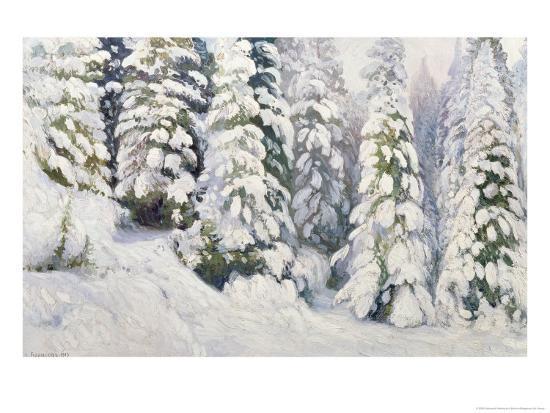 aleksandr-alekseevich-borisov-winter-tale-1913