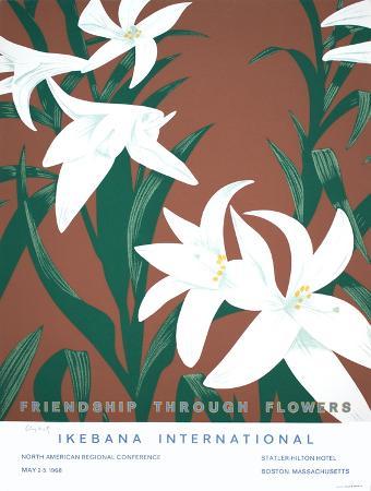 alex-katz-friendship-through-flowers-ikebana-international