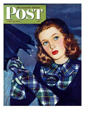 alex-ross-april-shower-saturday-evening-post-cover-april-8-1944
