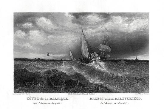 alex-will-on-the-coasts-of-the-baltic-19th-century