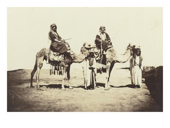 alexander-svoboda-deux-hommes-a-dos-de-chameaux-avec-2-guides