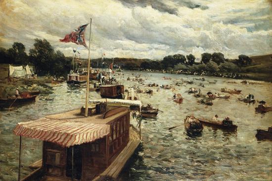 alfred-de-breanski-henley-regatta-england