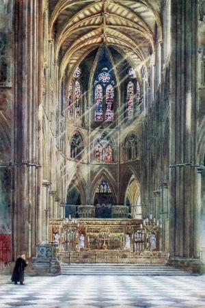 alfred-hugh-fisher-westminster-abbey-london-1902