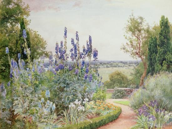 alfred-parsons-garden-near-the-thames