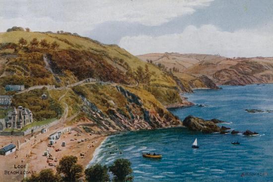 alfred-robert-quinton-looe-beach-and-coast