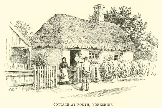 alfred-robert-quinton-the-cottage-at-routh-yorkshire