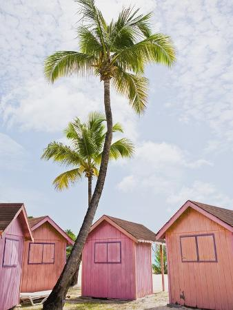alfred-saerchinger-pink-tropical-bungalows