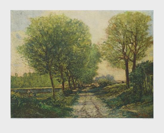 alfred-sisley-the-avenue