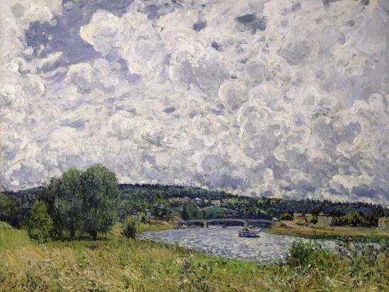 alfred-sisley-the-seine-at-suresnes-1877