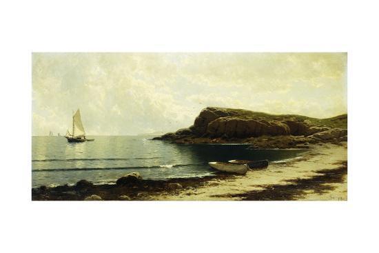 alfred-thompson-bricher-along-the-shore