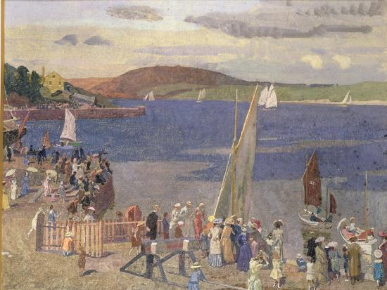 alfred-walter-bayes-padstow-regatta