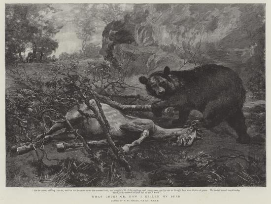 alfred-william-strutt-what-luck-or-how-i-killed-my-bear