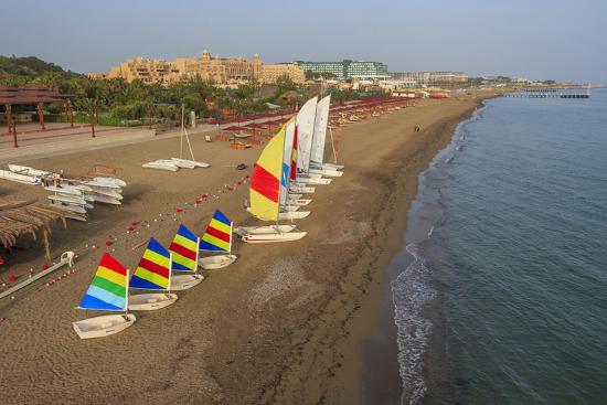 ali-kabas-aerial-view-of-sailboats-on-the-beach-belek-antalya-turkey