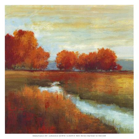 allison-pearce-orange-treescape-i